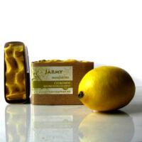 Jármy citromos kecsketejes szappan